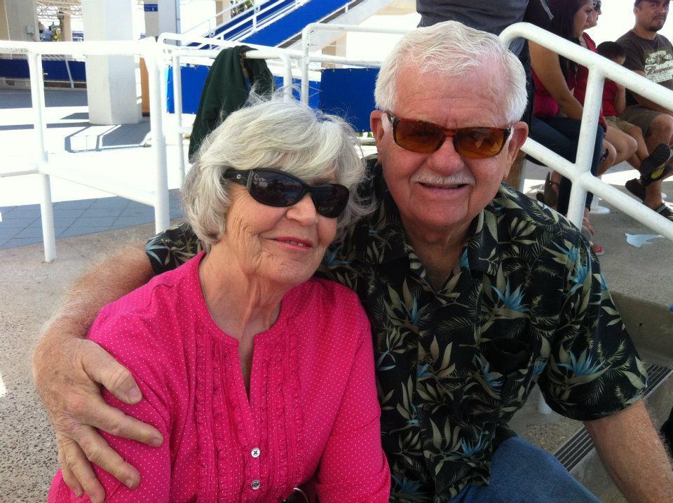 Ben and Dona Faulkner