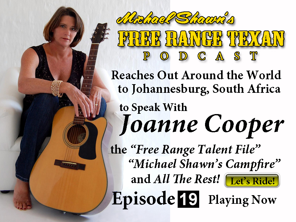Free Range Talent File Episode 19 Joanne Cooper