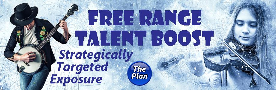 Free Range Talent Boost