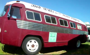 Turkey, Texas Bob Wills Bus