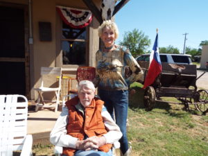 Buck and Rhoda Coghlin