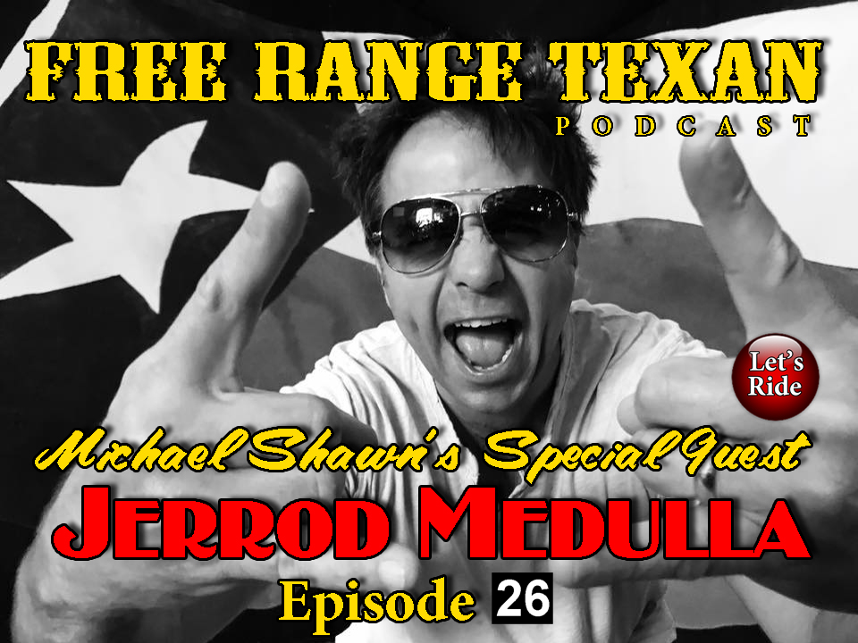 Free Range Talent File features Jerrod Medulla