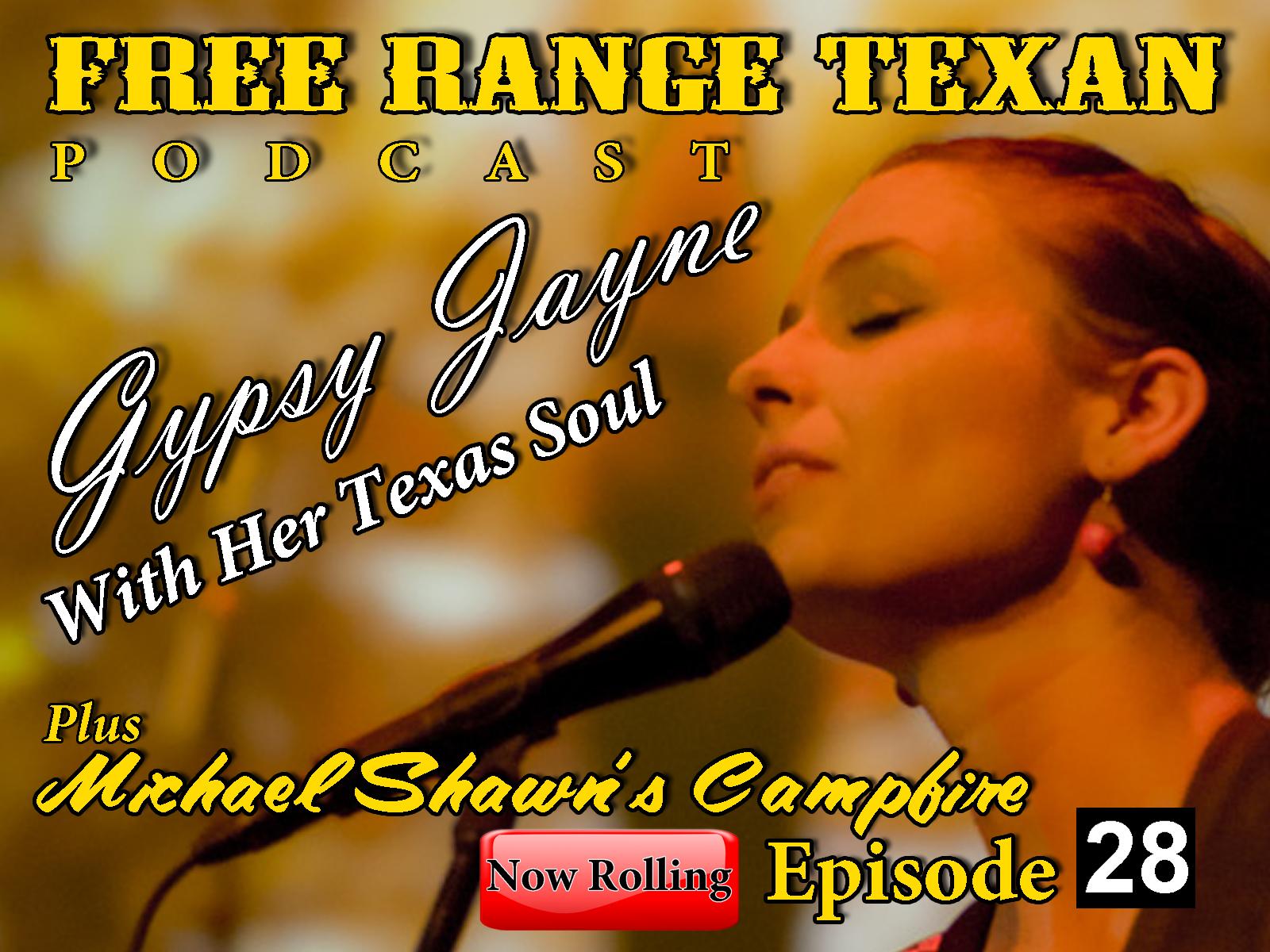 Free Range Talent Gypsy Jayne
