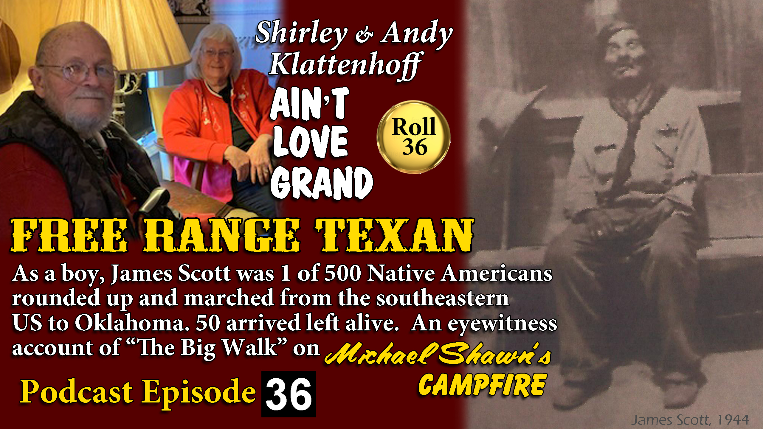 Free Range Texan Episode 36