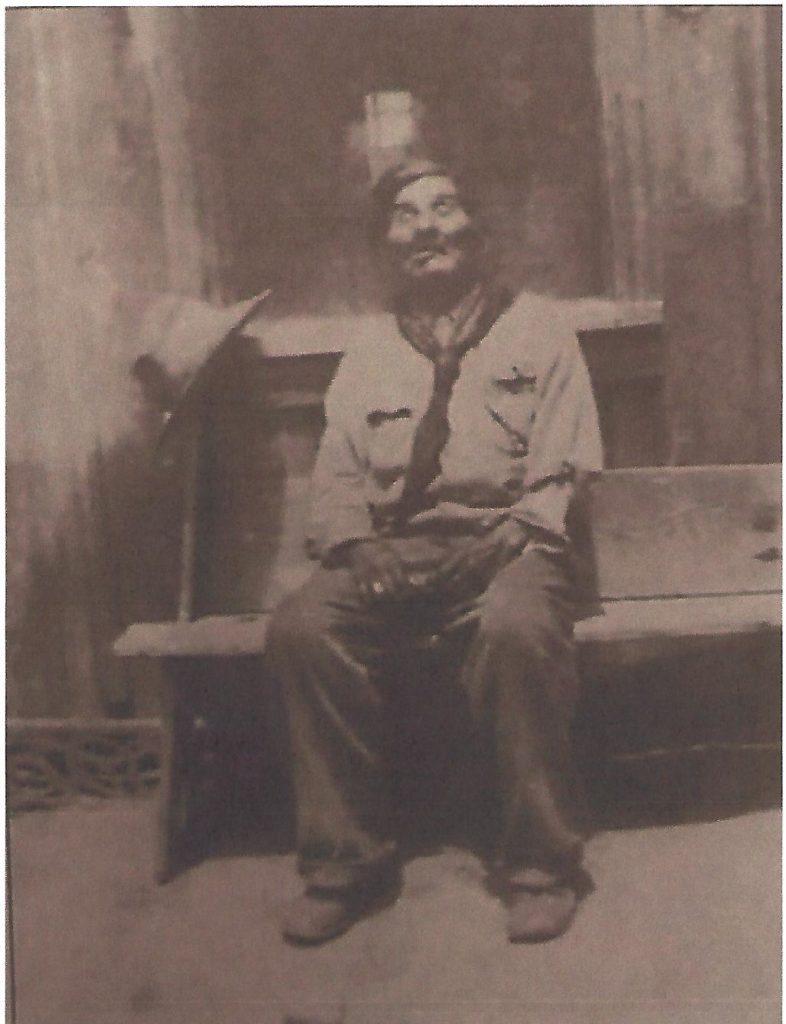 Native American James Scott