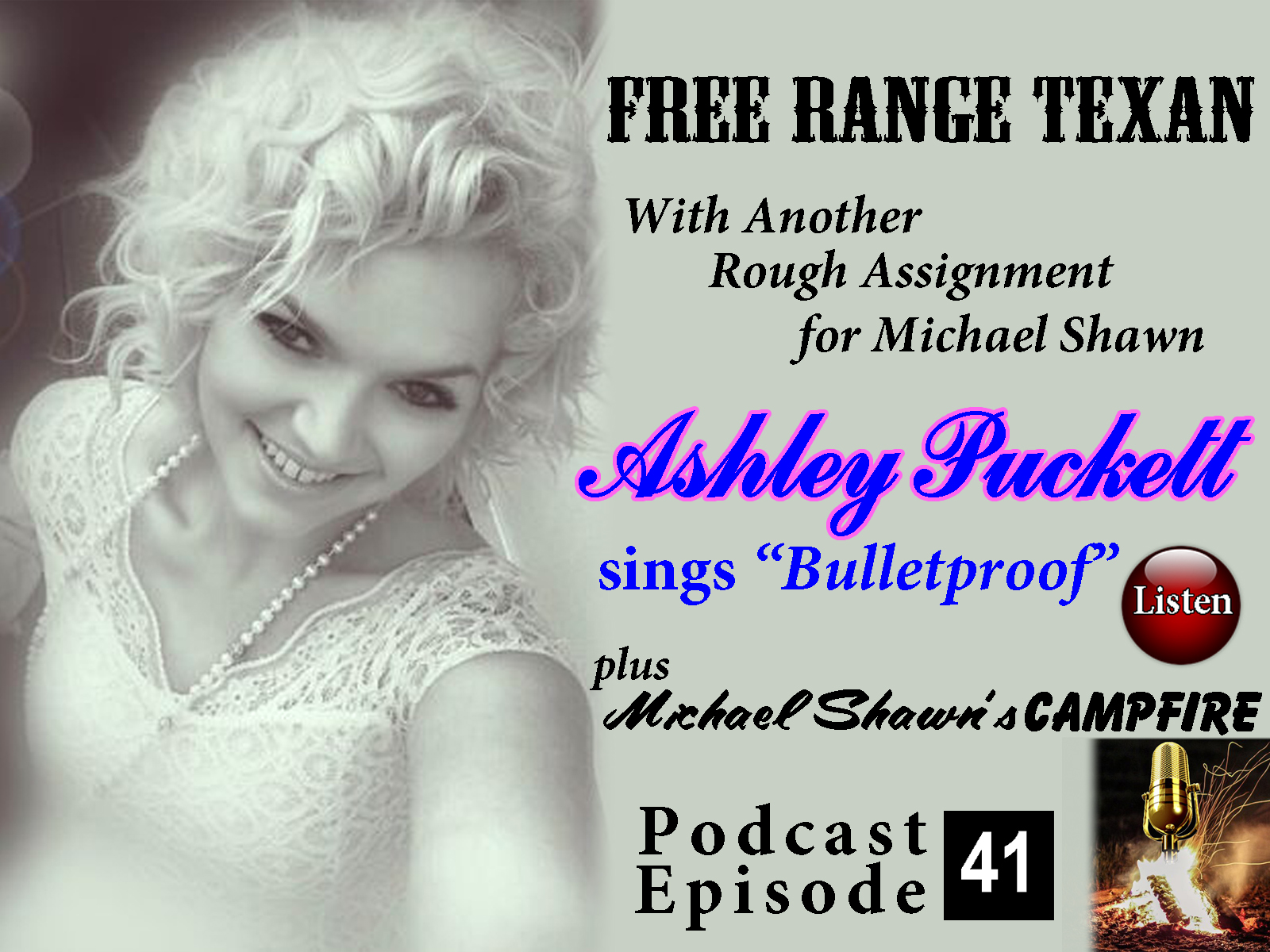 Free Range Talent File Ashley Puckett