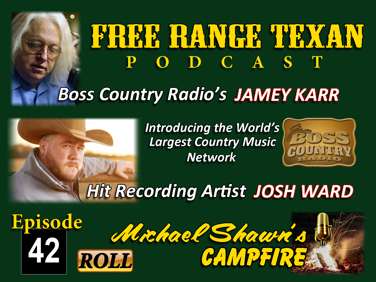 Free Range Texan Episode 42