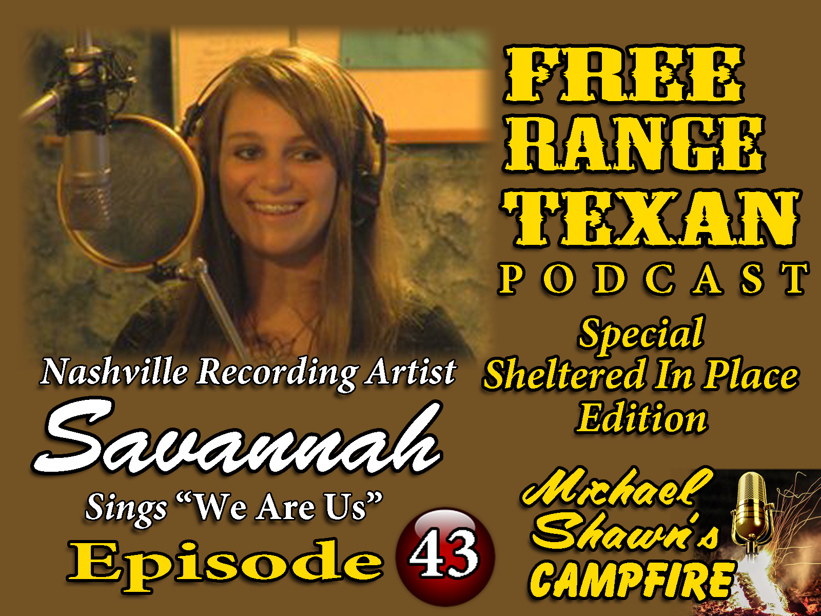 Free Range Texan Episode 43