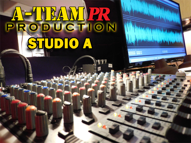 A-Team PR Production Studio A